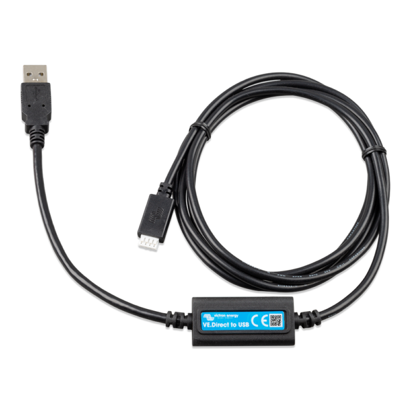 VE.Direct a USB Victron